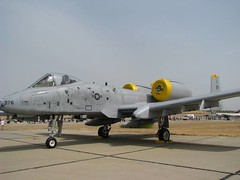 aviation, airplane, vehicle, fighter aircraft, jet aircraft, fairchild republic a-10 thunderbolt ii, air force,