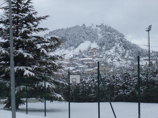 Castel di Sangro dic.2007
