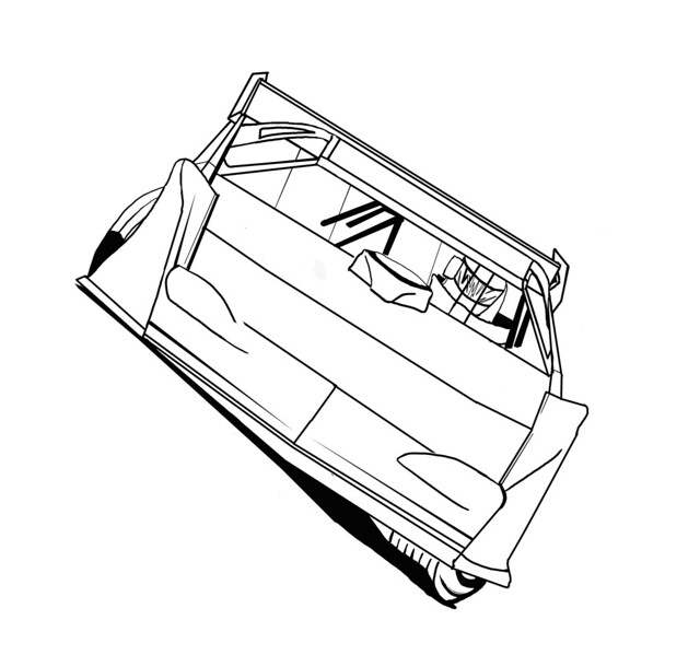 late model coloring pages | Dirt Late model nose | Flickr - Photo Sharing!