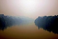 Smoke on the River
