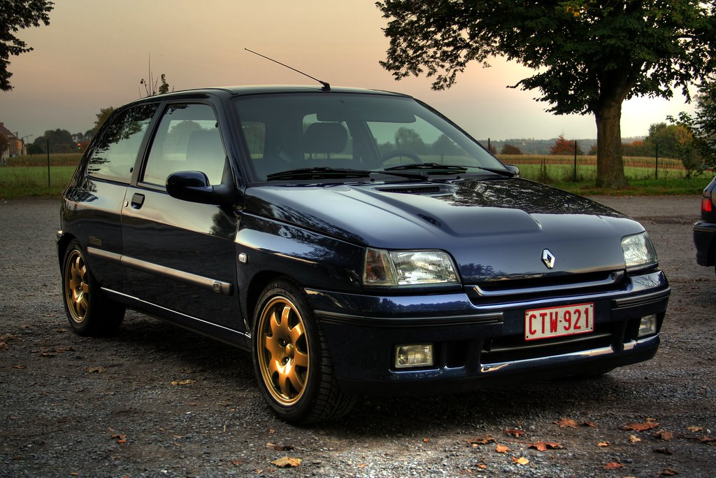 1993 1996 renault clio williams 16v dark cars wallpapers. Black Bedroom Furniture Sets. Home Design Ideas