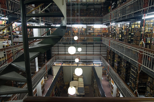 25 of the World's Coolest Libraries: Royal Library, Denmark
