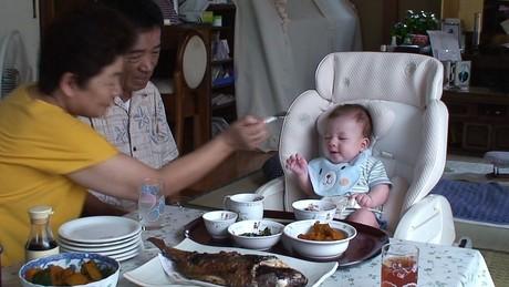 お食い初め on Vimeo