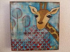 Hello ~ Giraffe #1