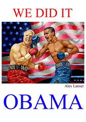obama_portrait poster