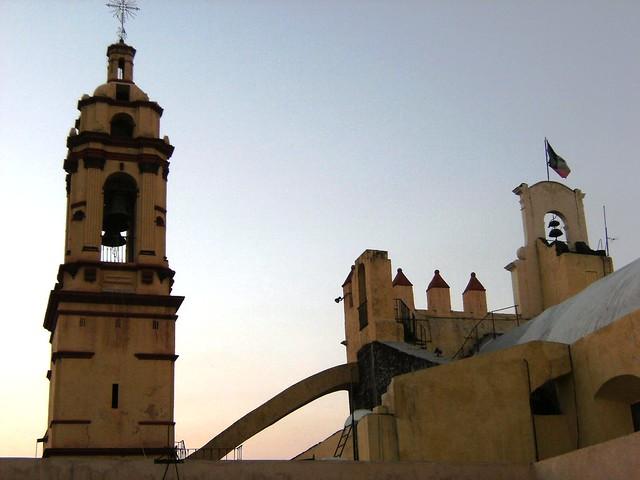 Ex Convento de San Bernardino de Siena (Xochimilco) Ciudad de México