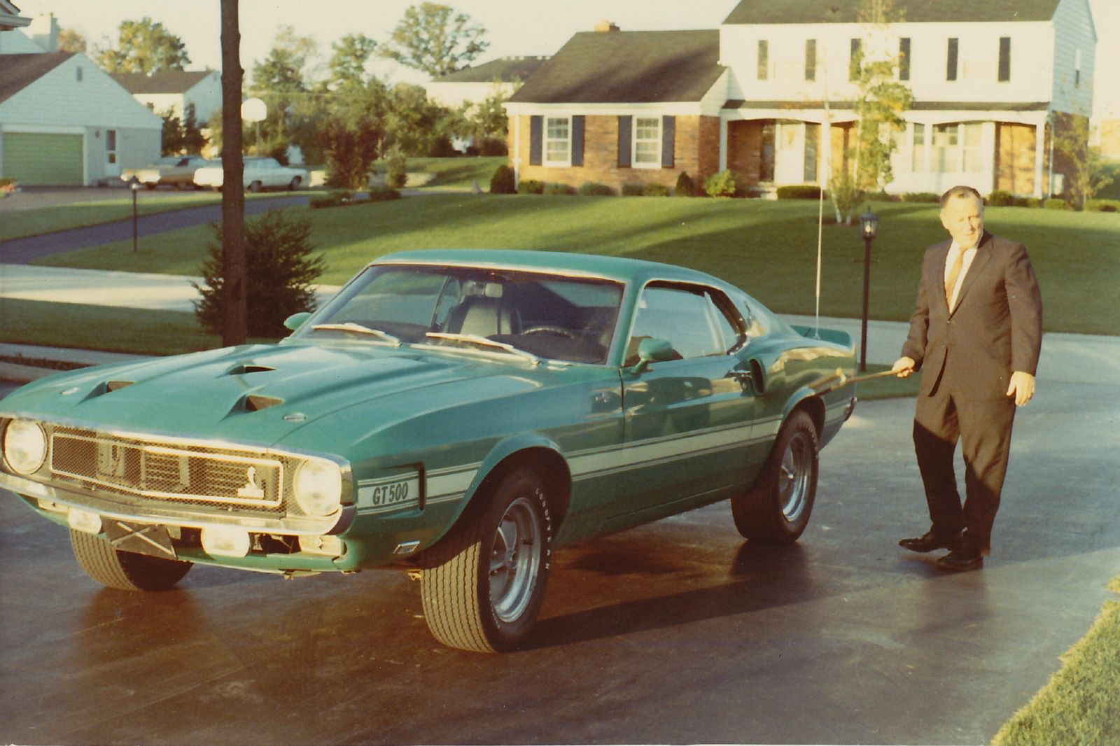 vintage Ford dealership pics, really cool - Vintage Mustang Forums