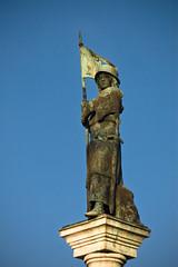 Zurich Women's Monument in the Lindenhof