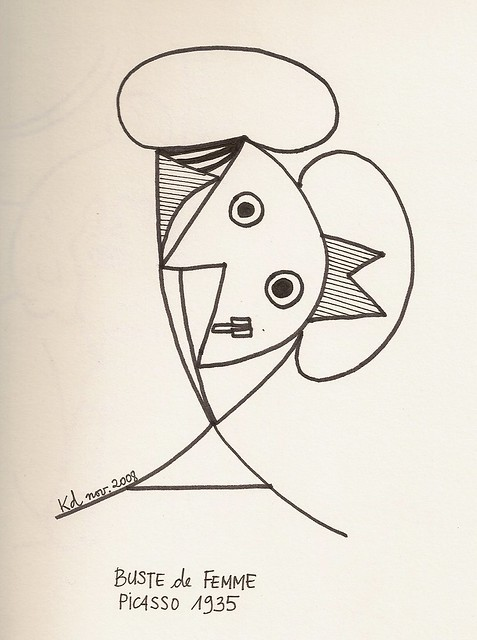 dessin projet picasso 014 | Flickr - Photo Sharing!