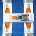 MOC-013 LEGO H Spaceship