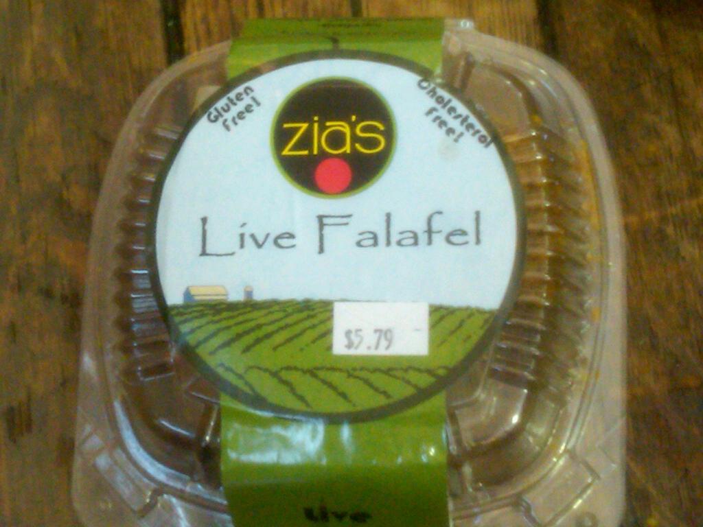 Whole Foods Falafel Nutrition