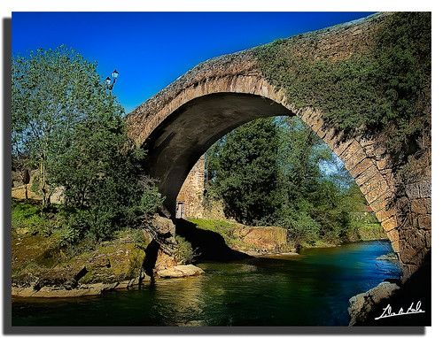 Puente mayor (Lierganes)
