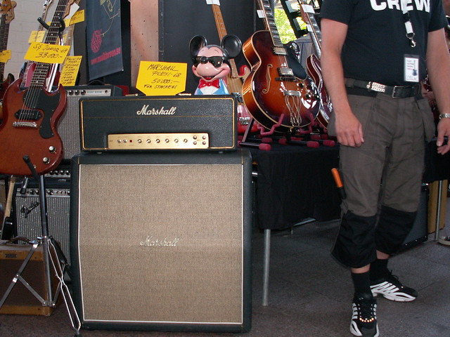 Photo:Classic Marshall Amp By jonsson