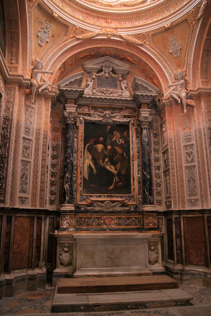 IMG_5677 | 教堂裡兩個凹陷的壁龕 ...