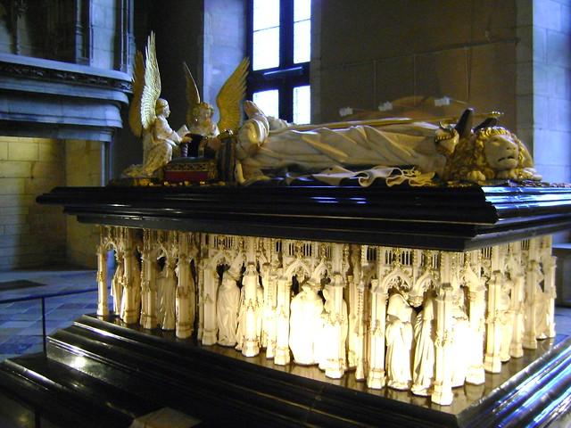 Le tombeau de Philippe le Hardi