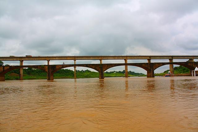 Bridges over the Narmada, Jabalpur