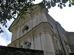 Church in Lavertezzo