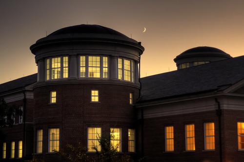 Student Learning Cener Moonrise