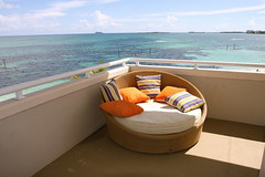 Corner Suite Balcony at Sheraton Cable Beach - Nassau, Bahamas