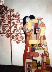 Egyptian Klimt
