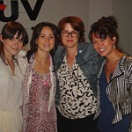 KT Tunstall with Claudia Marshall at WFUV
