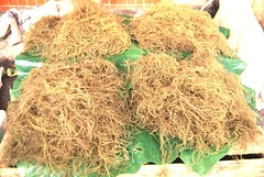 agriculture(0.0), root(0.0), coconut(0.0), hay(0.0), soil(0.0), plant(0.0), crop(0.0), straw(1.0), produce(1.0), food(1.0),