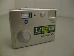 Minolta Dimage X31 by Mr.FoxTalbot