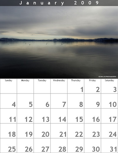 January Calendar 2009 : Calendar a small collection welcome to s moy