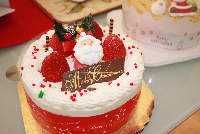 Cute Christmas Cake Flickr - Photo Sharing!