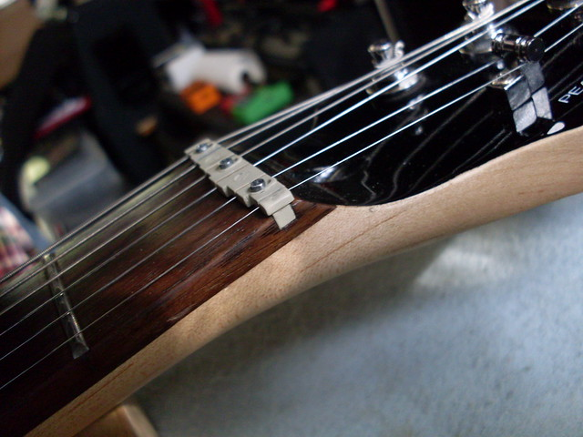 Photo:Earvana Nut 3 By Roadside Guitars