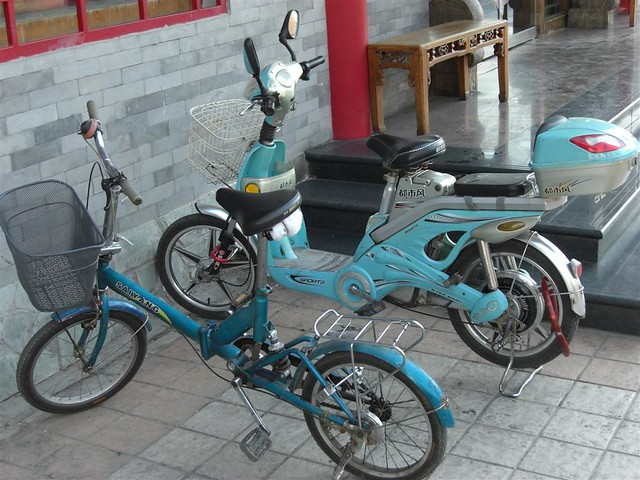 Chinese Electric Bike