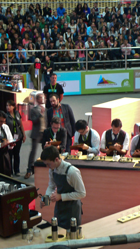 World Barista Championship 2011