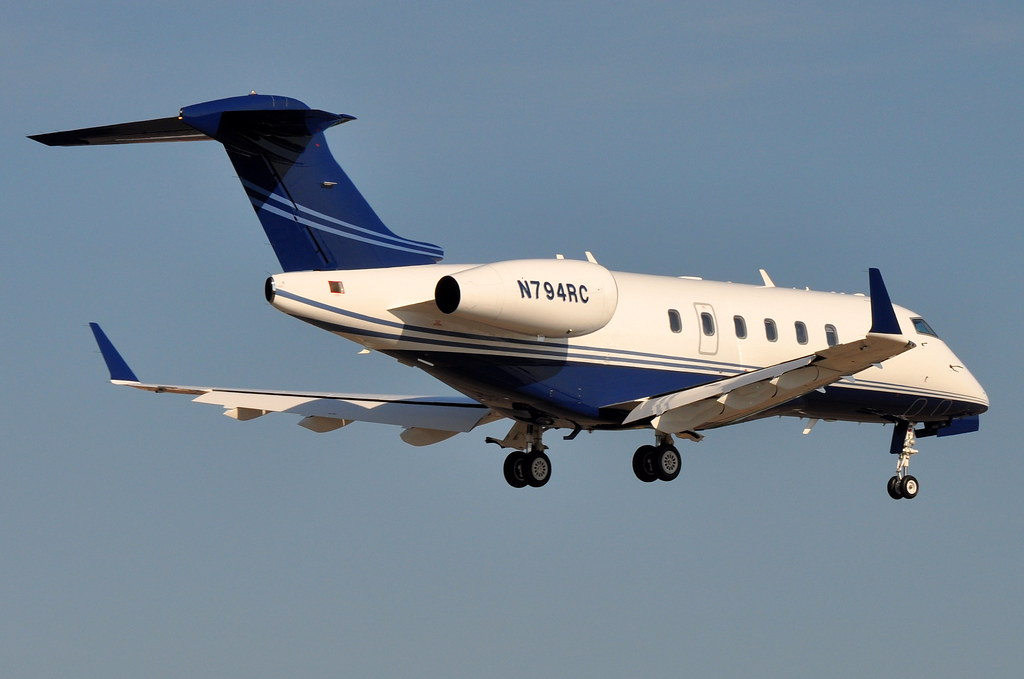 N794RC - CL30 - Jet Aviation Flight Services