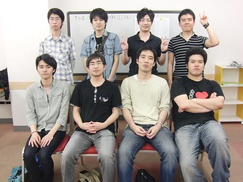 2011 Nationals QT - Chiba 2nd : Top 8