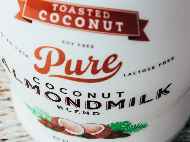 Califia Farms toasted coconut almondmils