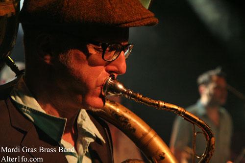 Mardi Gras Brass Band - UBU 2008 (10)