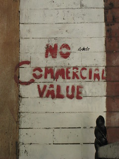 No Commercial Value