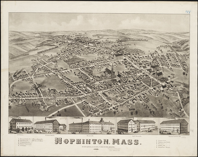 Header of Hopkinton