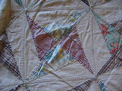 Vintage Quilt given to me