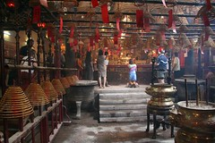 Man Mo Temple - To get a glimpse of the Gods of Literature - Things to do in Hong Kong