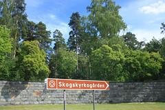 Skogskyrkogården, UNESCO Heritage Site