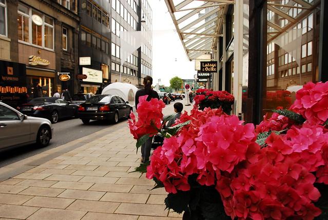 hamburg's haute couture shops