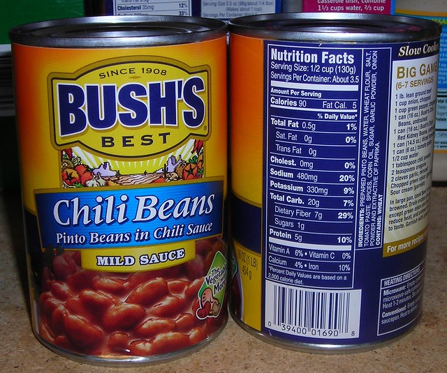 Watch Black Beans Nutrition Facts video