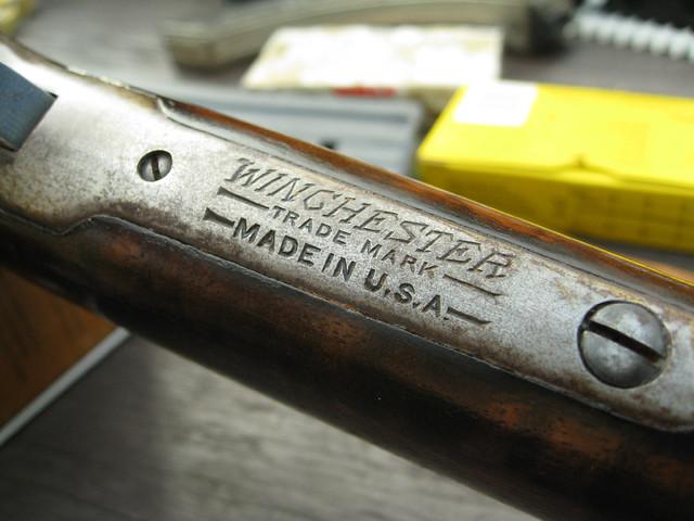Winchester Model 55 | Flickr - Photo Sharing!
