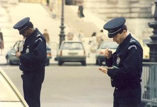 Paris Traffic Wardens