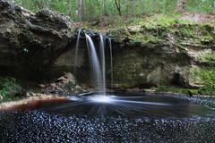 falling creek falls, falling creek falls park, columbia county, florida 1
