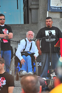 Ron Kovic born on the 4th of July