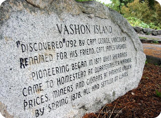 vashon island history hacked!