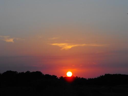 sunset sky sun finepix fujifilm s1000fd
