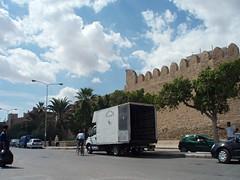 Sousse - Muros de la medina [II]